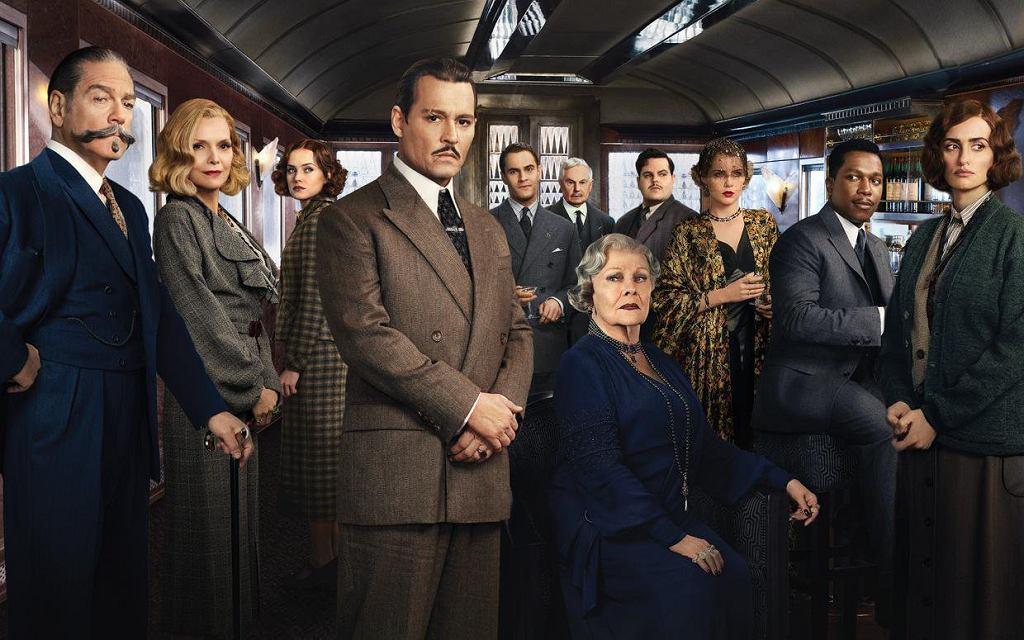 Morderstwo w Orient Expressie /