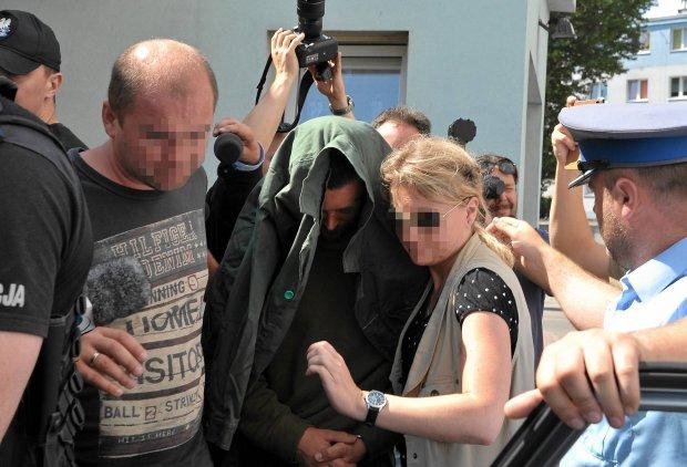 """Kierowca z Monciaka przewieziony do szpitala psychiatrycznego. """"Mama s�dzia? Plotki"""""""