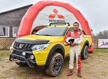 Mitsubishi świętuje 100.urodziny | Spotkanie z mistrzem Dakaru