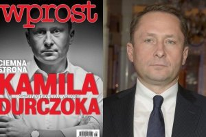 """""""Super Express"""": Wiemy, kim jest biznesmen, kt�ry doni�s� na Durczoka"""