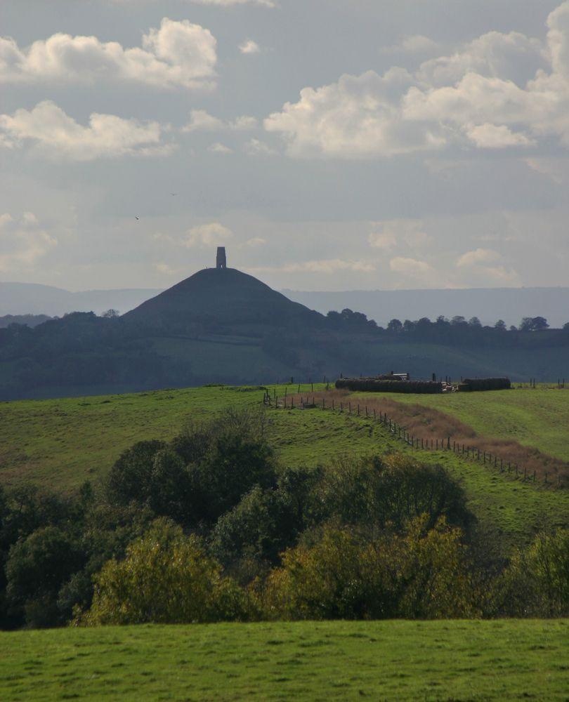 Glastonbury Tor (Wielka Brytania) / fot. Shutterstock
