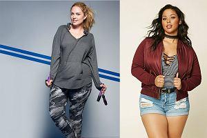 Bluzy: jak je modnie wystylizować nosząc duże rozmiary? [Moda plus size]