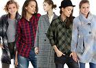Jesień w kratkę - przegląd ubrań i dodatków z modnym wzorem