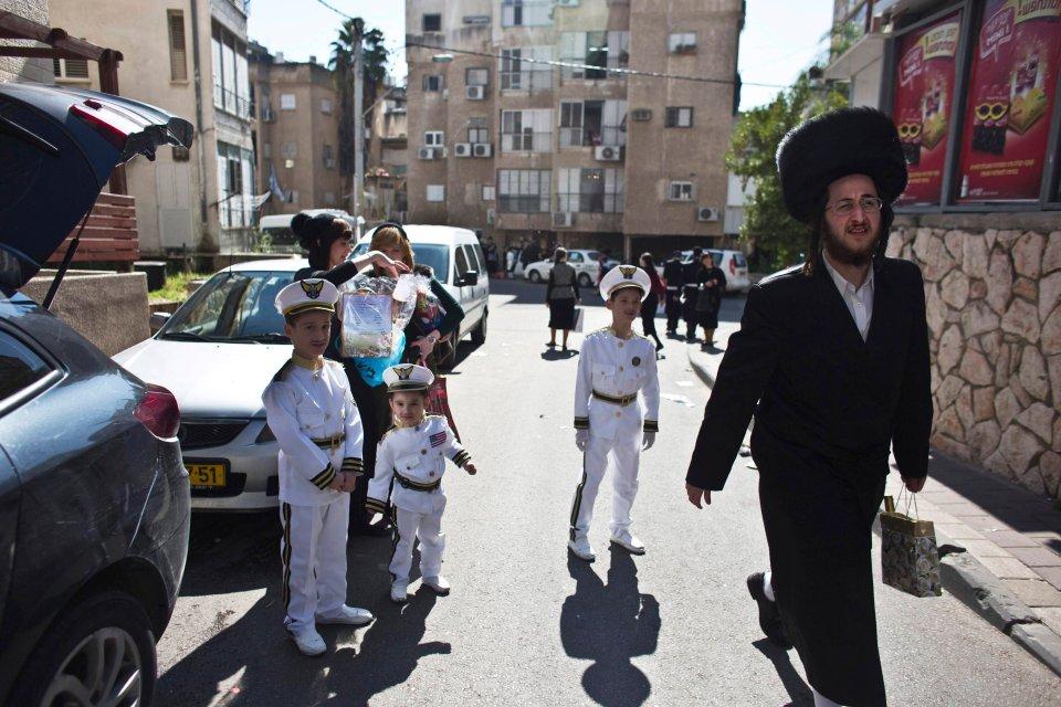 Zdjęcie numer 20 w galerii - Święto Purim czyli żydowski karnawał