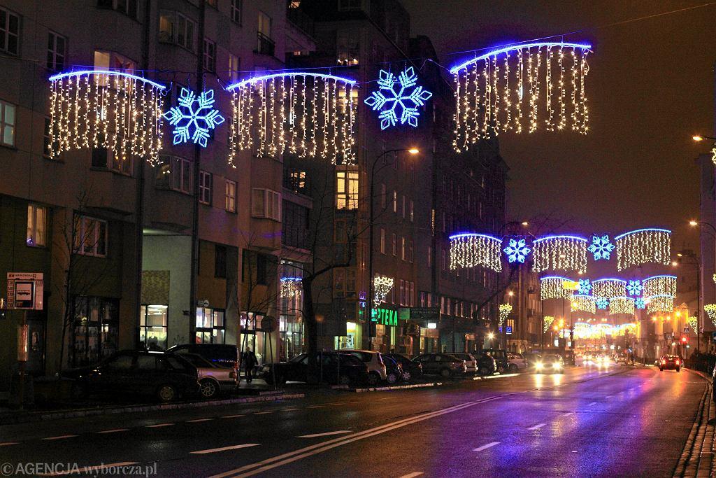 Święta na Pradze