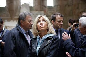 Styl Brigitte Macron, pierwszej damy Francji: kocha mini, ale to stuprocentowa paryżanka