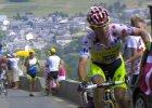 Tour de France. Rafał Majka ukarany za odepchnięcie się od motocykla