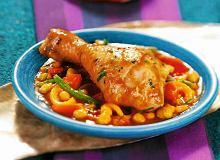 Tadżin z ciecierzycy i kurczaka - ugotuj