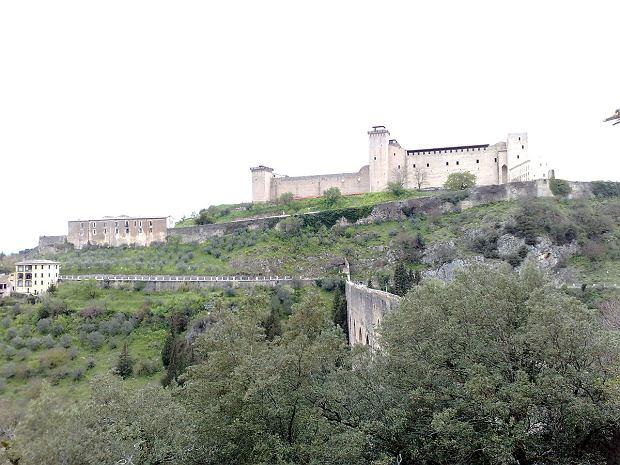Spoleto w Umbrii