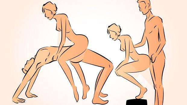 14 pozycji seksualnych, których naprawdę NIE WARTO próbować