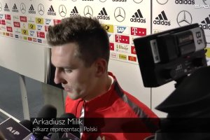 Euro 2016. Niemcy - Polska 3:1. Milik: Mocne s�owa w szatni? Nie, grali�my z mistrzem �wiata
