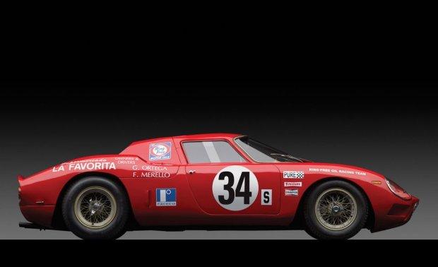 Ferrari 250 LM (fot. RM Auctions)