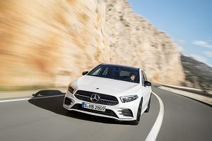 Nowy Mercedes Klasy A - galeria i wideo