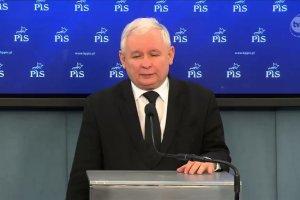 Jaros�aw Kaczy�ski po spotkaniu z liderami partii zapowiada prace nad now� ustaw� o TK