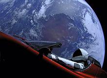 To nie koniec szalonych pomysłów Elona Muska. Umieści SUV-a na Marsie?