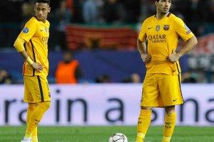 Liga Mistrzów. Barça padła w Madrycie