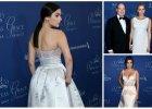 Gwiazdy na gali rozdania nagród im. Grace Kelly: Charlene w ciąży, stylowa Zendaya, śliczna Odeya Rush i seksowna Longoria [ZDJĘCIA]