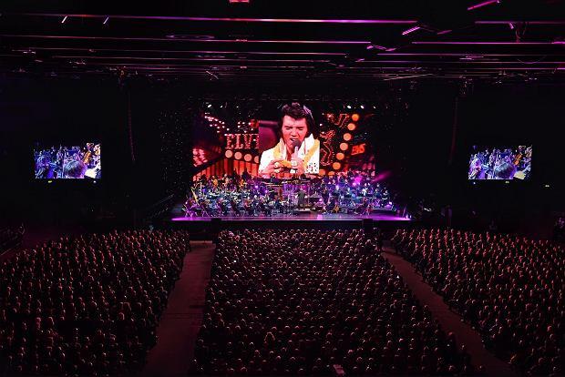 'Elvis Presley Live in Concert'