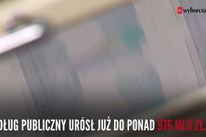 Polska gospodarka spowalnia. Kaczyński wskazuje winnych