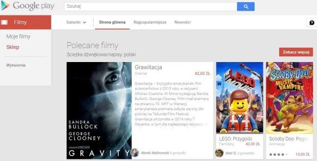 Filmy Google