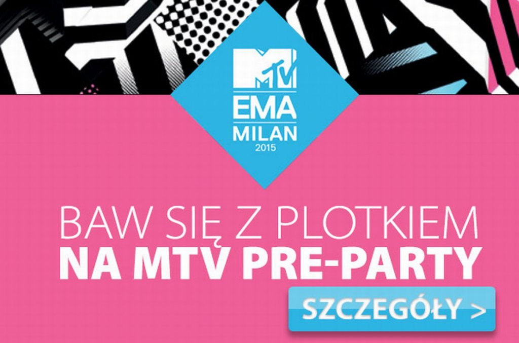 MTV EMA PRE-PARTY