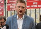 Andrzej Rozenek do stra�nika miejskiego: Ty t�py urz�dasie