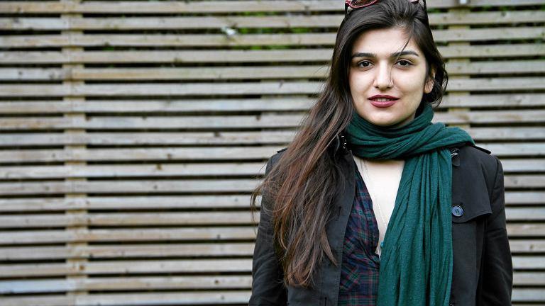 Ghawami została skazana na więzienie za to, że wybrała się na mecz siatkówki