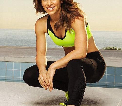 jillian michaels trening