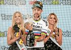 Słowacki triumf w Krakowie. Peter Sagan wygrał pierwszy etap Tour de Pologne