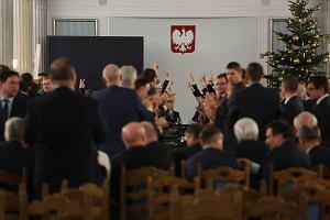 Prokuratura wszczęła śledztwo w sprawie słynnego posiedzenia w Sali Kolumnowej