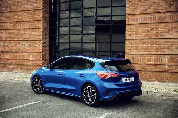 Nowy Ford Focus 2018 - cennik wygląda bardzo zachęcająco