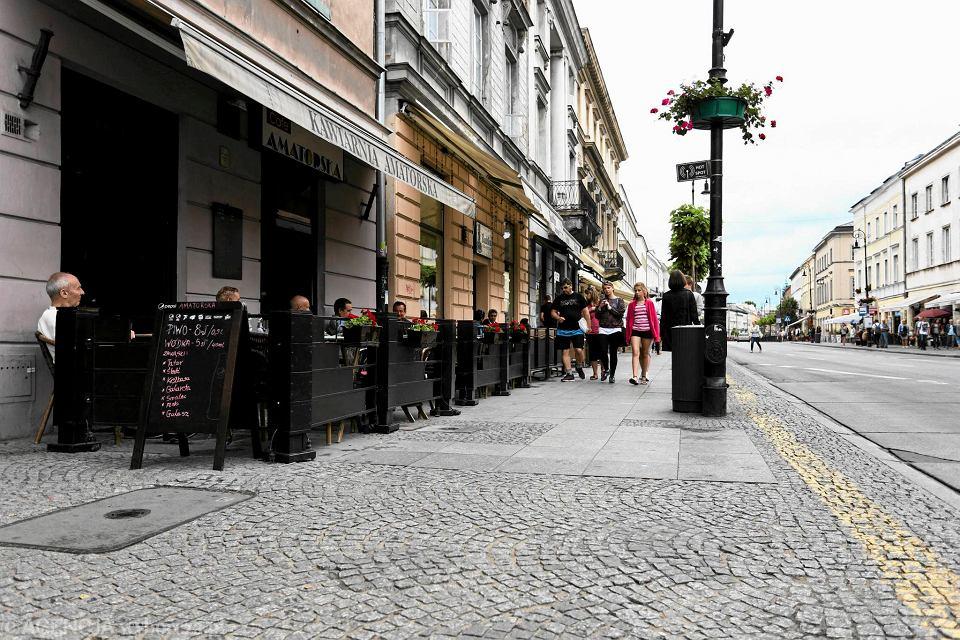 Moja piosenka, o mojej Warszawie, czyli spacer literacki