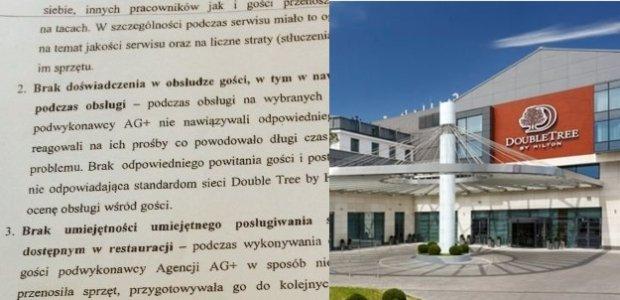 Hotel odmówił wypłaty należności dla agencji pracy tymczasowej, bo uznał, że jej pracownicy źle wykonywali swoje obowiązki
