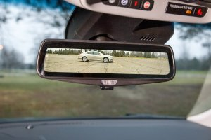 Cadillac wprowadzi cyfrowe lusterko wsteczne