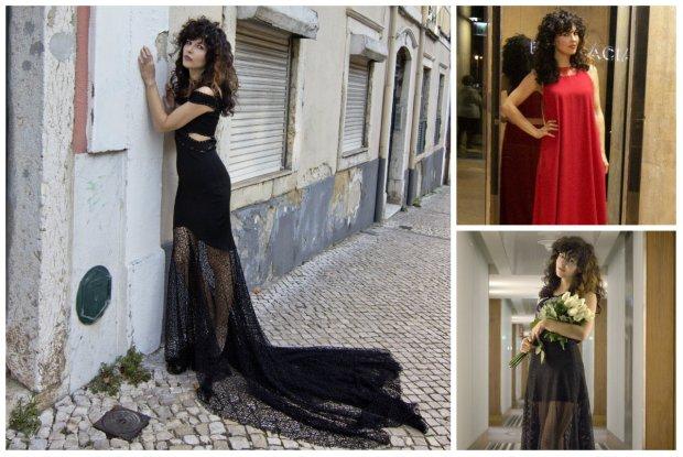 Ramona Rey promuje polskich projektantów w Rosji i Portugalii - Ewę Minge, Sieradzkiego, Tomaotomo oraz duet Odio & Pieczarkowski. Zrobiła im dobrą reklamę