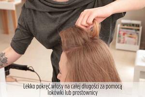 Fryzury dla długich włosów: romantyczny warkocz