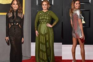 Grammy 2017 - wybieramy trzy najlepsze stylizacje gwiazd