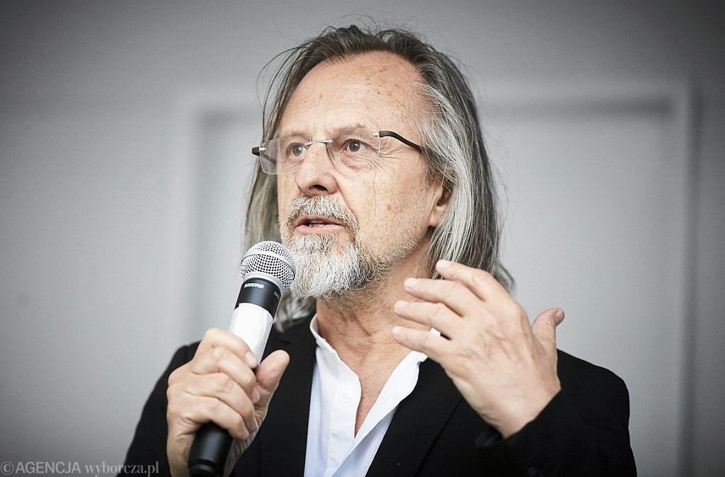Jan A.P. Kaczmarek (fot. Marcin Stępień/AG)