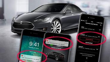 XSolve proponuje zmiany w aplikacji Tesli do zarządzania samochodem. Wszystko przez słaby poziom zabezpieczeń