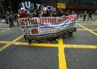 Ogromny protest przeciwko pobiciu pomocy domowej