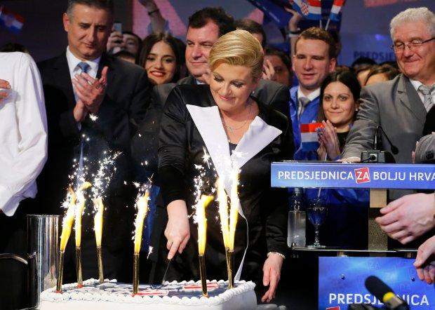 Prezydentem Chorwacji po raz pierwszy będzie kobieta, kandydatka konserwatywnej opozycji