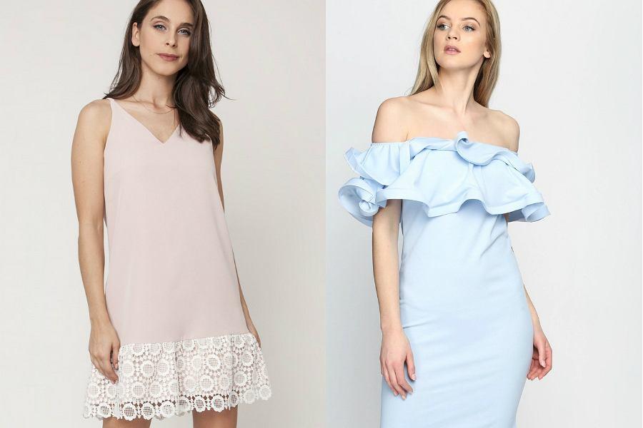 744eb79d1e Sukienka o prostym kroju  fason na każdą okazję