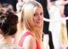 Gwyneth Paltrow w czerwonej sukni to zestaw idealny. Ale kiedy wsta�a... Co si� sta�o z jej figur�?!
