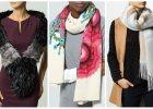 Szaliki na zimę - najciekawsze propozycje naszej stylistki