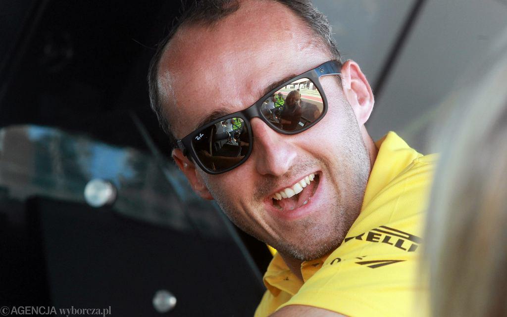 Zdjęcie numer 3 w galerii - Szef Mercedesa: Powrót Kubicy byłby świetny dla całej Formuły 1