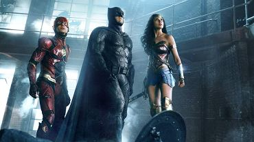 Kadr z filmu 'Liga Sprawiedliwości'