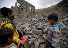 Atak na szko�� w Jemenie. 10 dzieci nie �yje