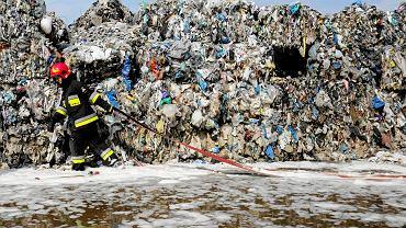 Składowisko odpadów w Boguchwale