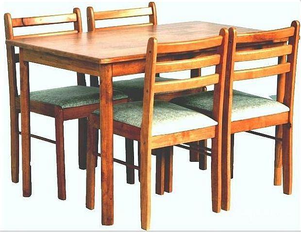Meble Do Jadalni Stol I Krzesla 9 Najtanszych Zestawow Na Rynku
