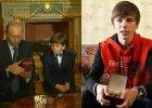 Andrij Se�ko 10 lat temu i obecnie